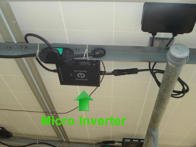 Micro inverter.