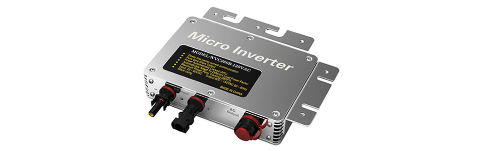 Micro Inverters and AC Solar Panels