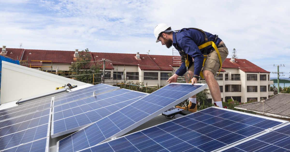 2018 Solar Design And Installation Award Winners