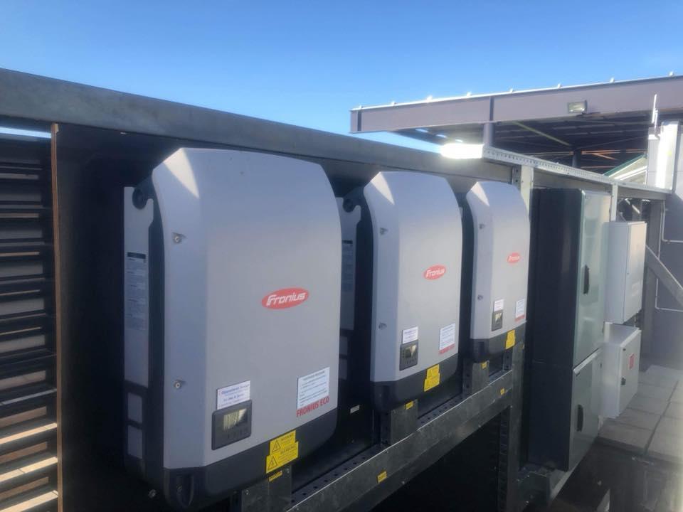 862kw Solar Power System At Camberwell Grammar School By
