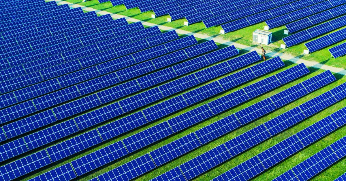 A globalised solar-powered future is wholly unrealistic – and our economy is the reason why